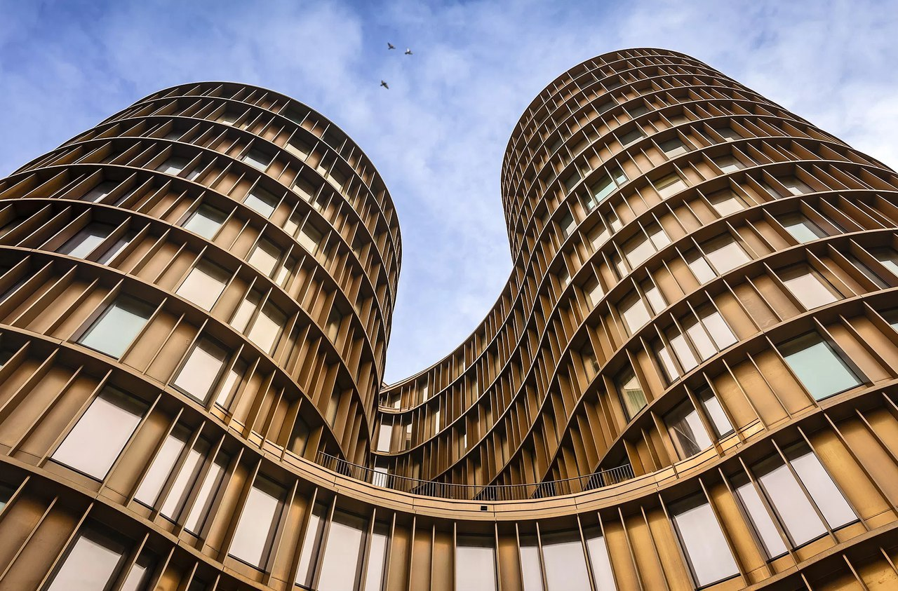 Axel Towers by Lundgaard