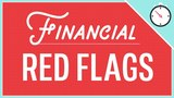 6 Financial Terms That Are Total Red Flags