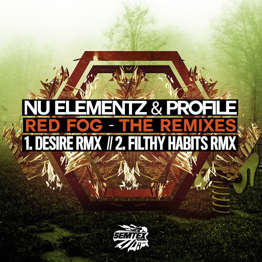 Desire альбом Red Fog Remixes