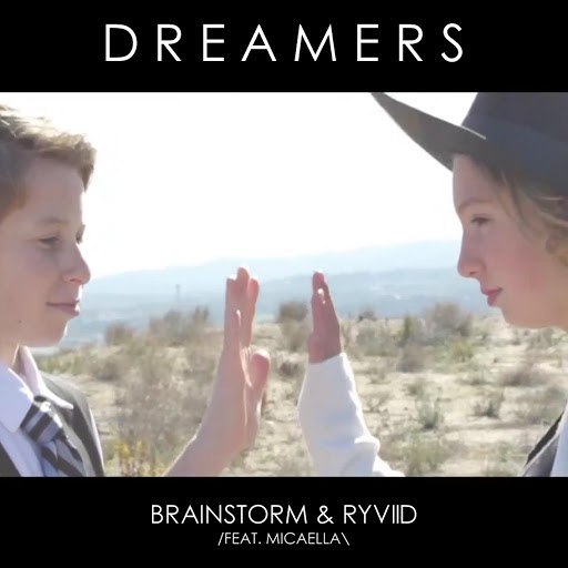 Brainstorm альбом Dreamers (feat. Micaella)