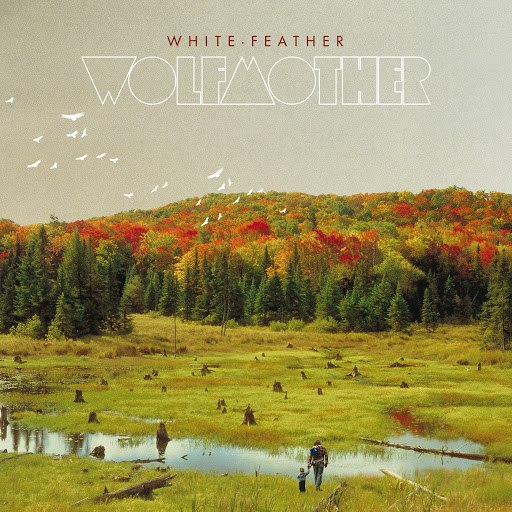 Wolfmother альбом White Feather (The Remixes)