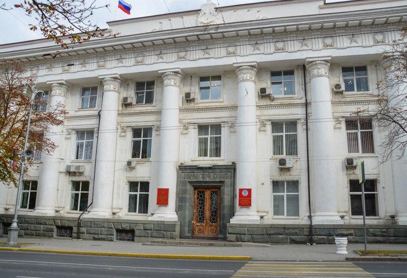 ВСевастополе принят закон ореферендуме