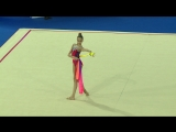 Анастасия Гузенкова - Лента 16.900(финалы)