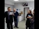 Влад Сухачев поздравляет коллег с 8 марта Барнаул вести-Алтай
