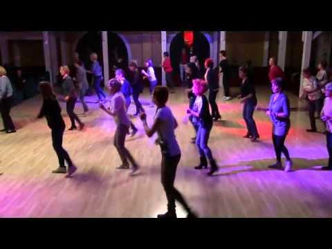 BALLO DI GRUPPO 2015 DJ BERTA TI AMO TI AMO DANCE