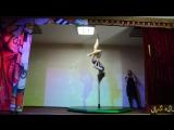 Отчетный концерт в «Фонаре» 1.12.17, Ветус Дина и Патрина Татьяна