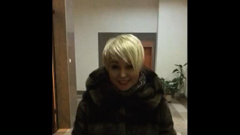 Катя Лель на концерте 25 января