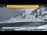 Штормовое предупреждение из-за снегопадов и усиления ветра на Камчатке.