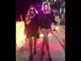 Елена Перминова отдыхает в Таиланде и зажигает с Пэрис Хилтон