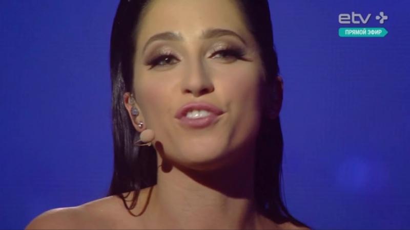 Элина Нечаева победительница Eesti Laul 2018 с песней La Forza