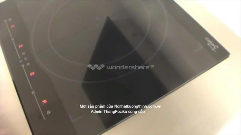 Слайдерная панель управления Slider Touch в моделях линейки CATA Can Roca