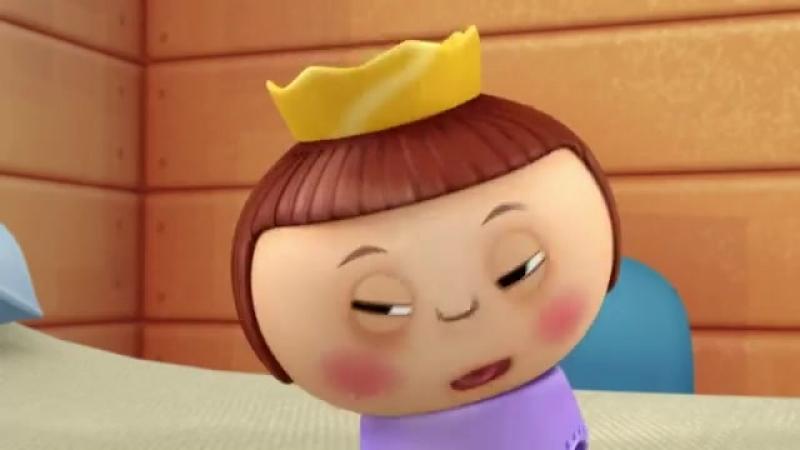 Доктор Плюшева - Злой Король и Плохая Королева_ Поднимайся-разминайся! - Серия 5