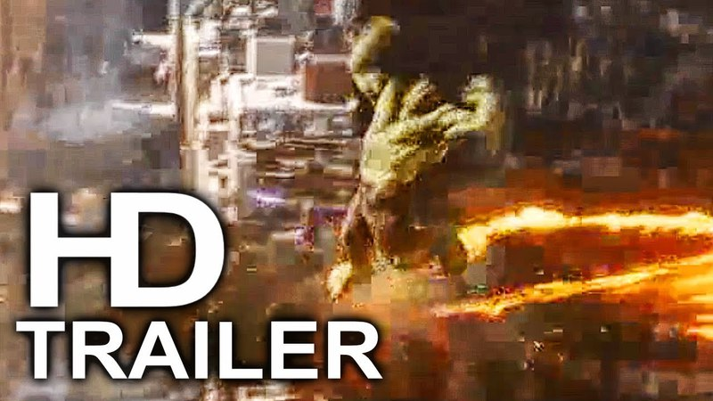 AVENGERS INFINITY WAR Avenger Assemble Trailer NEW (2018) Superhero Movie HD