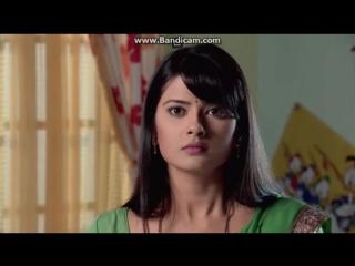 Должна состояться свадьба Радхи и Сураджа, нооо Яш чтобы побыть с Арти, отказался поехать в храм и не сделал то что обещал брать