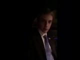 Несовершеннолетний сын покойного сенатора Тюльпанова показал, как передвигается по Петербургу со спецсигналами