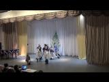 Танец - Вдоль по улице метелица метёт