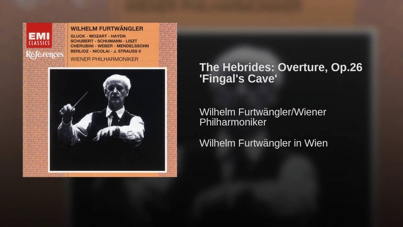 The Hebrides: Overture, Op.26 'Fingal's Cave'