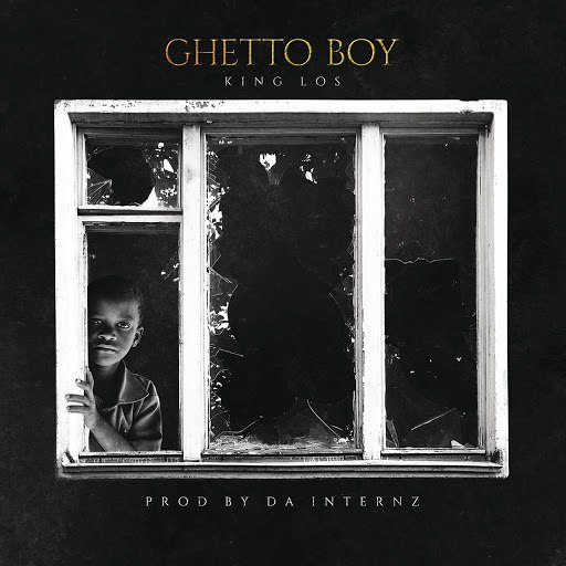 King Los альбом Ghetto Boy