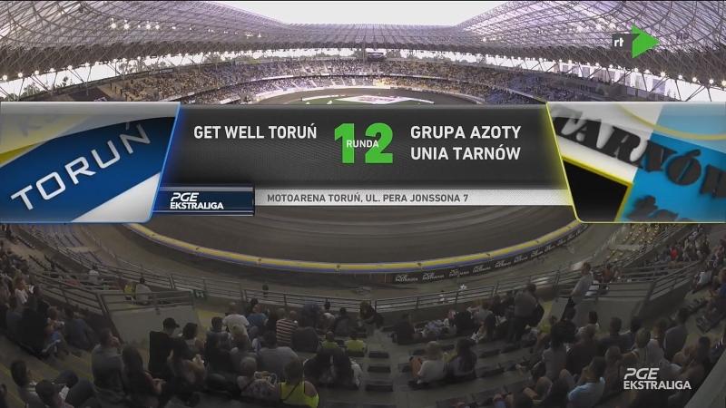 12.08.2018 Get Well Torun - Grupa Azoty Unia Tarnow