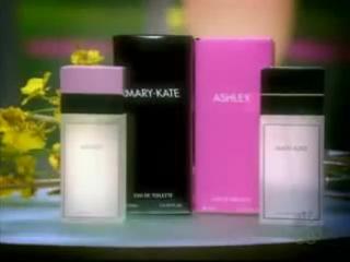 Реклама духов Mary-Kate and Ashley Olsen