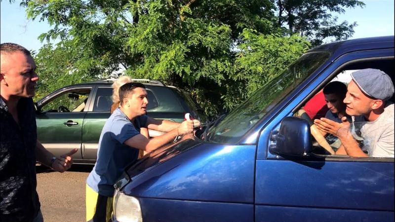 Инцидент на таможне Молдова Украина
