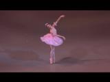Мария Хорева. Вариация Феи Драже из балета Щелкунчик. #урокиХореографии