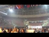 Фетисов Арена после концерта Макса Коржа