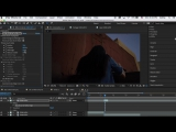 SICK MOTION BLUR MASK TRANSITION - AFTER EFFECTS