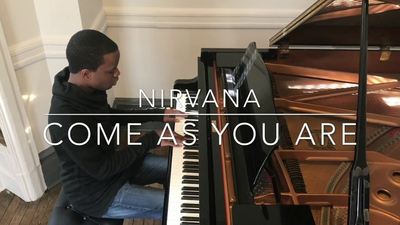 Nirvana - Come As You Are - piano cover - HD