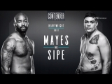 Dana Whites Tuesday Night Contender Series S2E7: DonTale Mayes vs Mitchell Sipe