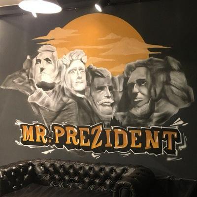 Mr Prezident
