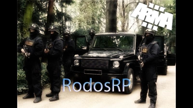 Новый Русский и Блотная охрана на RodosRP | Arma3 | Altis Life