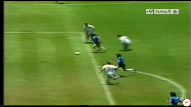 BF - Argentina v England 1986
