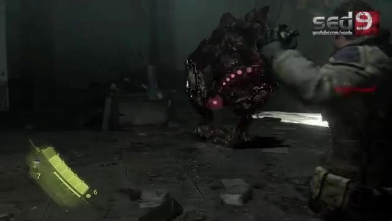 Resident Evil 6 [coop] 22 - Почему ты такая злая, Ада Вонг