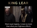 A sneak preview of BBC Two's all-star King Lear adaptation