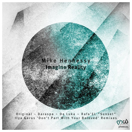 Mike Hennessy альбом Imagine Reality