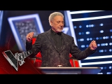 Tom Jones - A Whole Lotta Shakin (The Voice UK 2018)