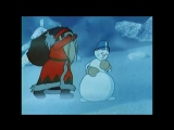 Дед Мороз и серый волк. Советский новогодний мультфильм для детей