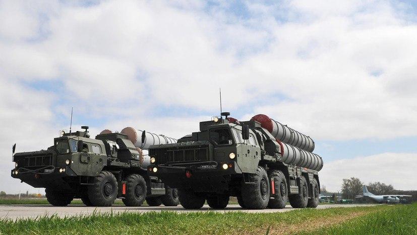«Неизбежные последствия»: готова ли Анкара отказаться от покупки российских С-400 из-за угрозы запад