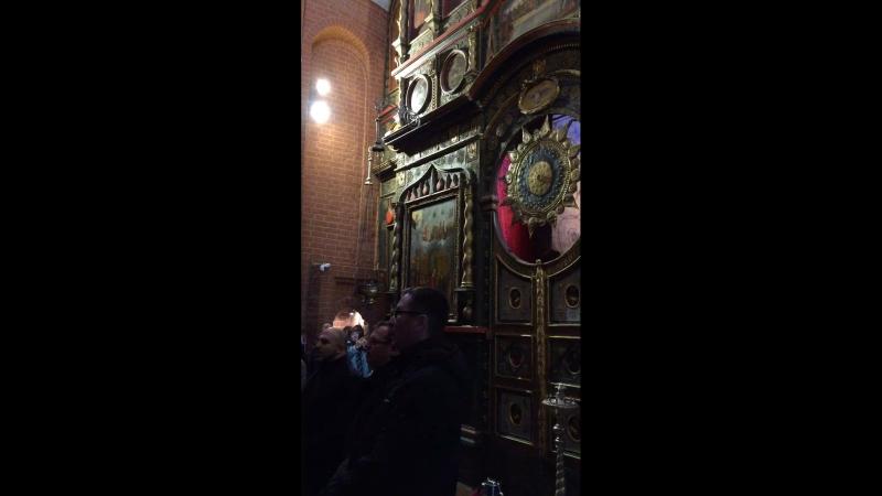 В Храме Василия Блаженного