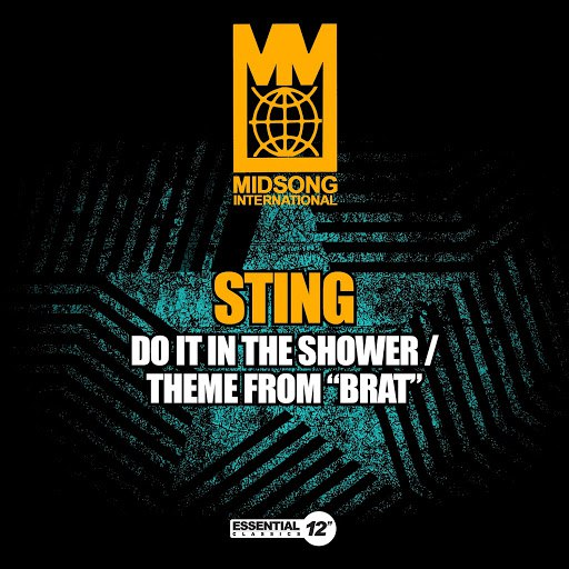 """Sting альбом Do It in the Shower / Theme from """"Brat"""""""