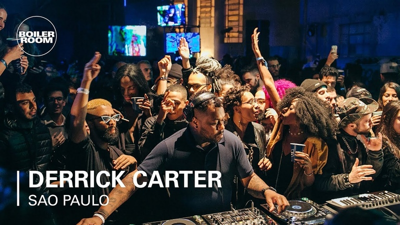 Derrick Carter Soulful House | Boiler Room x Ballantine's True Music: Hybrid Sounds Sao Paulo