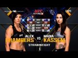 Fight Night Sydney A Chambers - N Kassem
