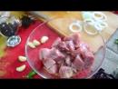 Как приготовить шашлык дома в духовке Пошаговый видео рецепт от Айдиго