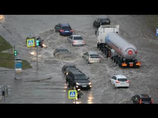Парковый Челябинск. Перекресток Бейвеля и Скульптора Головницкого