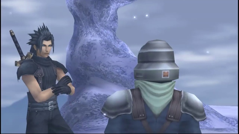 Crisis Core: Final Fantasy VII Часть 5 (Русские субтитры)
