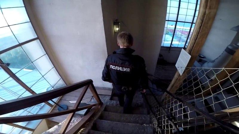принималово на петропаловской крепости