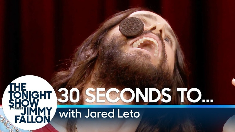 30 Seconds To... with Jared Leto