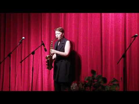 Warren Hill - Play It Like You Mean It (Sax Cover)