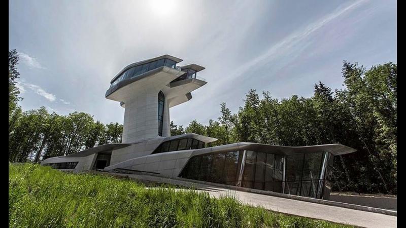 Космическая резиденция в Барвихе